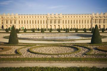 Visite en vélo de Versailles au départ de Paris