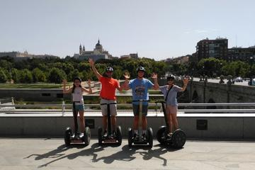 Madrid Segway-Tour
