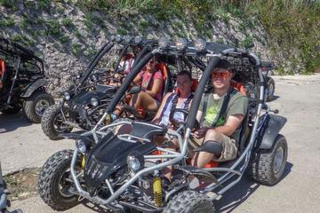 Buggy-Tour und Schnorchelabenteuer mit Mittagessen auf Insel Korcula