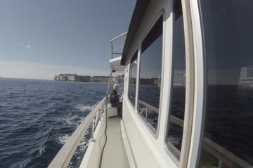 Escursione in yacht di Dubrovnik dall'isola di Korcula (Curzola)