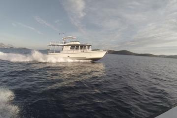 Excursion en yacht à l'île de Hvar au...