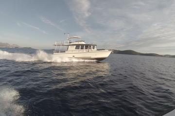 Excursion en yacht à l'île de Mljet...