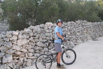 Mountainbike-Tour auf der Insel Korcula
