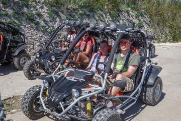Tour dell'isola di Korcula in buggy e snorkeling con pranzo