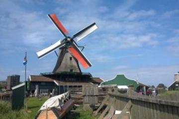 Excursão de meio dia para grupos pequenos em Zaanse Schans saindo de...