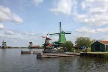 Privétour: de Zaanse Schans vanuit ...