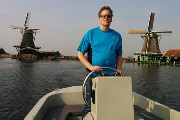 Private River Cruise in Zaandam And...