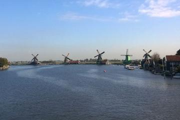 Private Tour: Zaan River Cruise Including 3-Course Dinner from...