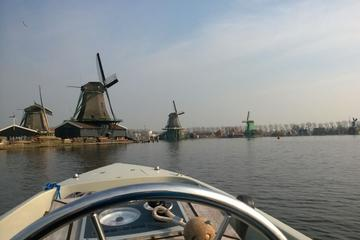 Private Tour: Zaanse Schans and River...