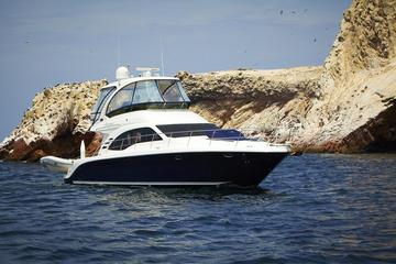 Départs fixes dans un yacht de luxe