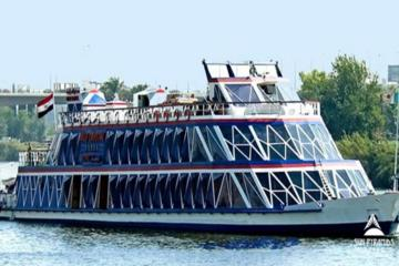 Kairo Nile Lunsj Cruise