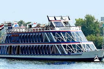 Kairo Nile Lunsj Cruise i Egypt