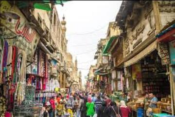 Tour to El Moez Street and Al Azhar...