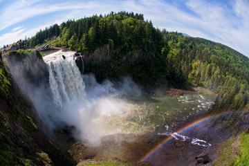 Visite des chutes de Snoqualmie et de la ville de Seattle