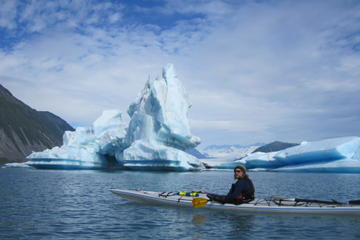 Bear Glacier Helicopter and Kayak Tour from Seward