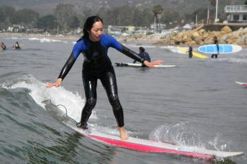 Full Day Santa Barbara Surf Lesson