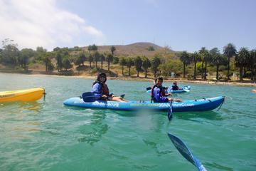 Refugio State Beach Kayak Tour