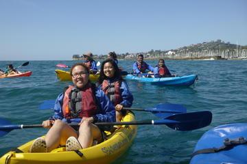 Santa Barbara Harbor Kayak