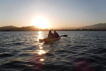 Santa Barbara Sunset Kayak Tour