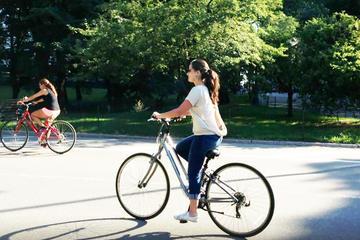 Excursão de bicicleta guiada no Central Park