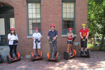 Cambridge and Charles River Segway Tour