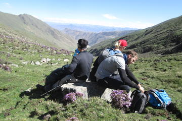 Private 10-Day Tibet Tour from Lhasa with Trekking