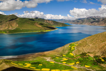 Private 6-Night Tibet Tour with Yamdrok Lake Camp