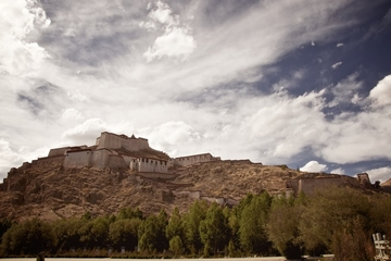 Private 7-Day Tibet History Tour from Chengdu