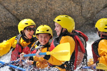 Book Browns Canyon Rafting Full Day on Viator