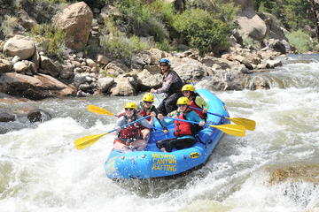 Browns Canyon Whitewater Rafting Trip