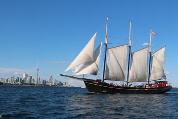 Cruzeiro de barco longo em Toronto