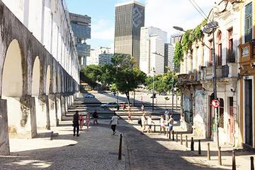 Excursão a pé no Rio com mais de 15 atrações