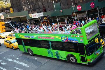 Excursão com várias paradas pelo centro da cidade de Nova York e...