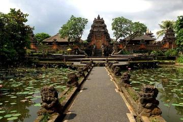Private Tour: Ubud Attractions Including Monkey Forest and Art Market
