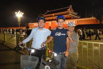Tour nocturno en bicicleta por Pekín