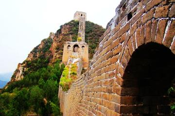 All-Inclusive Private Wild Great Wall Hiking Tour at Gubeikou