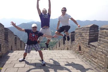Aventure privée en famille à Beijing: la Grande Muraille de Mutianyu...