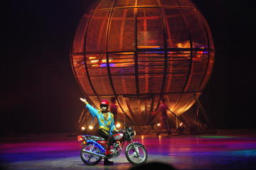 Chaoyang Acrobatic show plus Dim Sum Dinner Experience in Beijing