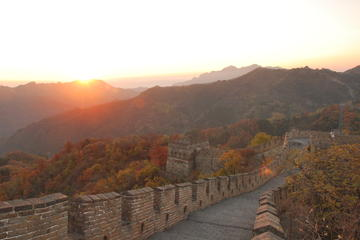 Early Bird Great Wall trip including Chinese Breakfast from Beijing