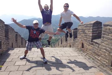 Excursión de un día privada: Gran Muralla de Mutianyu y Palacio de...