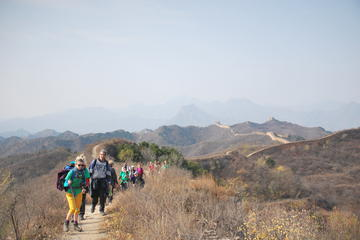 Great Wall of China Private Hiking...