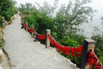 Lock Your Love on Simatai Great Wall including Gubei Water Town Visit and Cable Car Ride