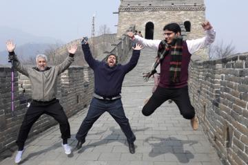 Mutianyu Great Wall Trip with English Speaking Driver