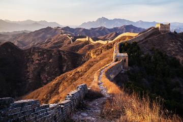 Private Jinshanling Great Wall Hiking Tour