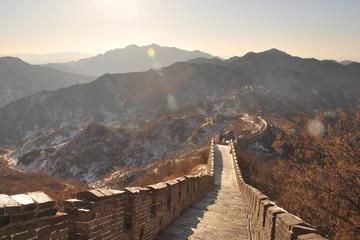 Tagesausflug Chinesische Mauer bei Mutianyu und Sommerpalast ab Peking