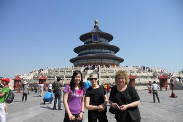 Temple of Heaven Private Tour and Tea Tasting at Maliandao Tea Street