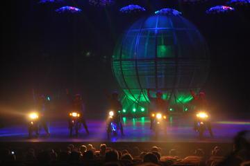Visite nocturne privée à Beijing: spectacle d'acrobaties et dîner...