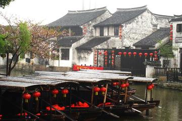 Private Day Tour to Xitang Ancient Water Town from Shanghai