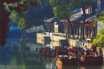 Private Suzhou Ancient Gardens and Tongli Water Town Tour from...