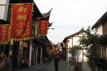 Recorrido de medio día privado de casco antiguo de Nanxiang desde...